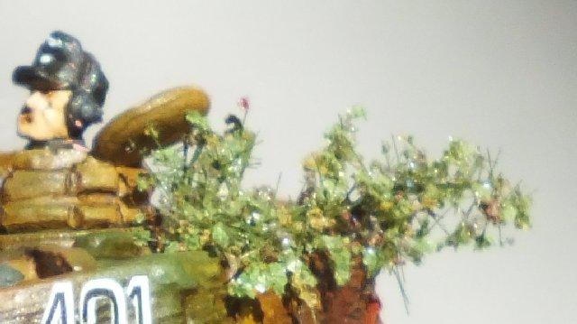 Vegetacion para camuflar vehiculos II