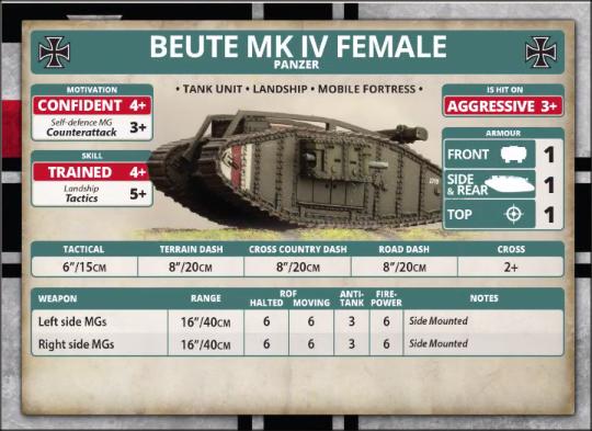 Beute MK IV Female