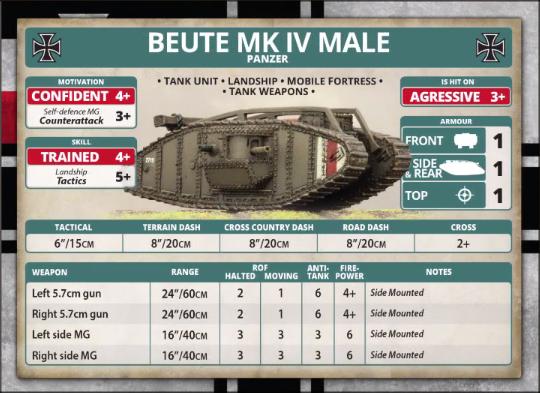 Beute MK IV Male